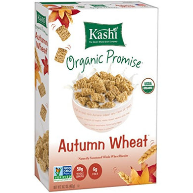 KASHI AUTUMN WHEAT CEREAL 12/16.3OZ