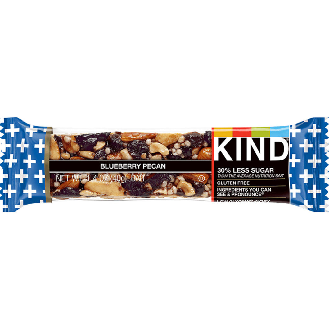 KIND BAR BLUEBERRY PECAN 12/1.4OZ