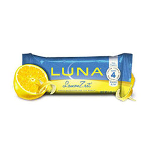 BOX LUNA BAR LEMON ZINGER