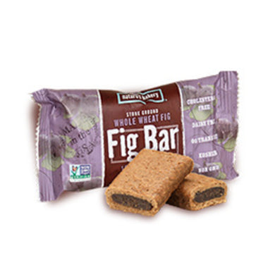 Nature's Bakery Fig Bars Raspberry & Blueberry Variety Pack (Box of 36 Bars)
