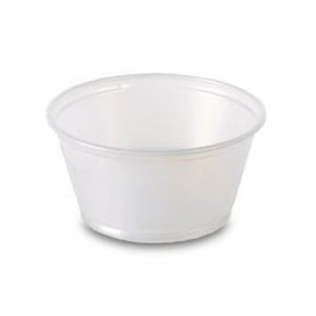 CASE OF SOLO PORTION CUPS 2500CT