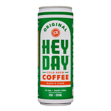 HEYDEY COLD BREW ORIGINAL 12/11OZ