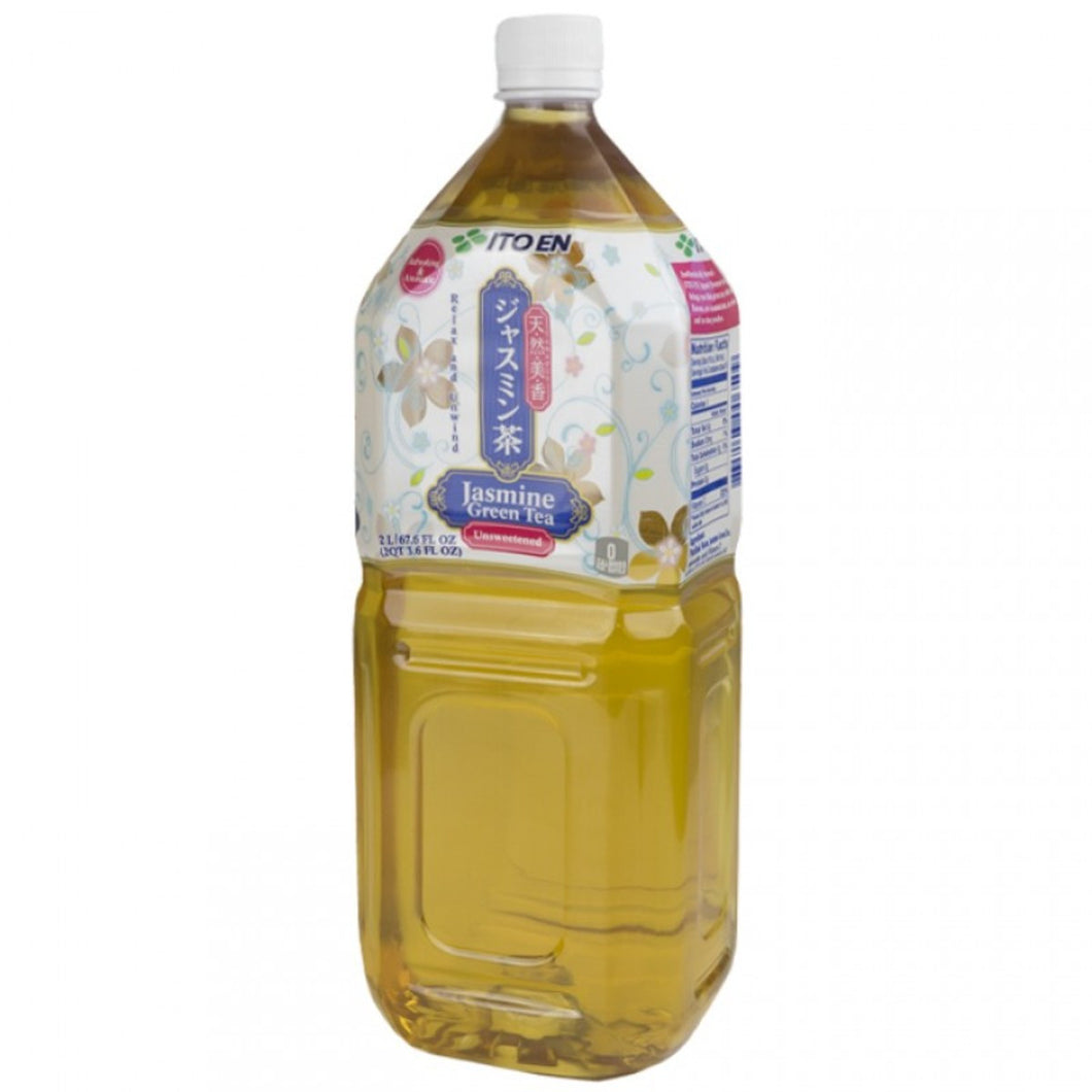 ITOEN GREEN JASMINE TEA 6/2LTR