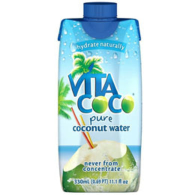 VitaCoco Pure Coconut Water (Case of 12 Bottles)