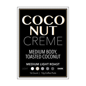 ECC COCONUT CREME PODS 6/16 CT