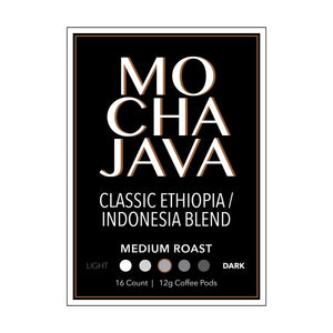 ECC MOCHA JAVA PODS 6/16CT