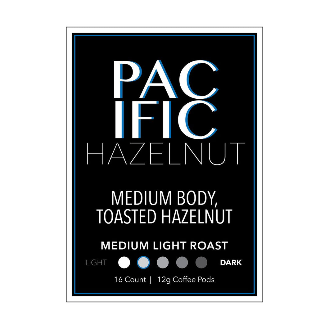 ECC PACIFIC HAZELNUT PODS 6/16 CT