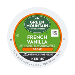 Decaf French Vanilla (96/case)