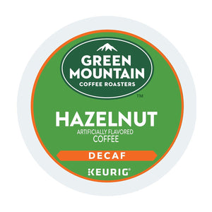 Decaf Hazelnut (96/case)