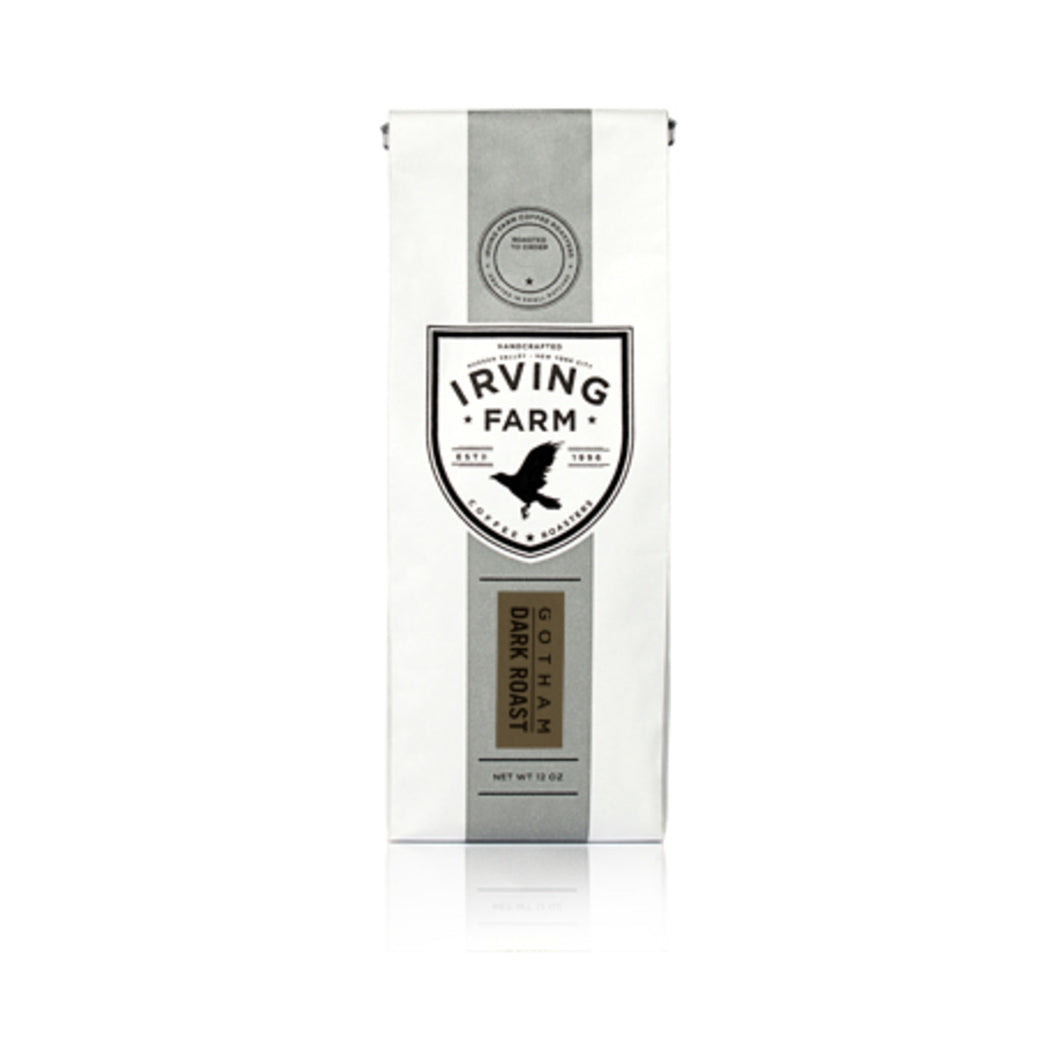 IRVING FARM GOTHAM DARK ROAST W/B