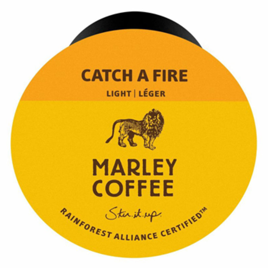 MARLEY CATCH A FIRE R CUP BX24