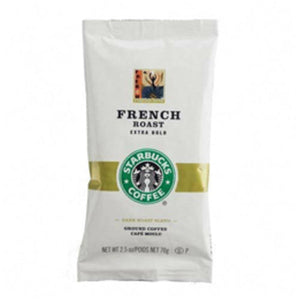 STARBUCKS**FRENCH ROAST**18/2.5oz
