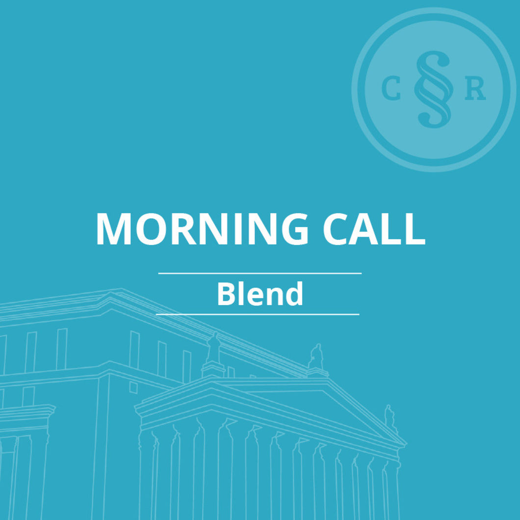 SIDEBAR MORNING CALL BLEND 2.2LB