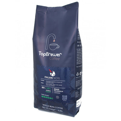 TB ITALIAN NOTE COFFEE 1KG/2.2LB