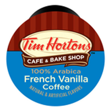TIM HORTONS FRENCH VAN RCUP BX 24
