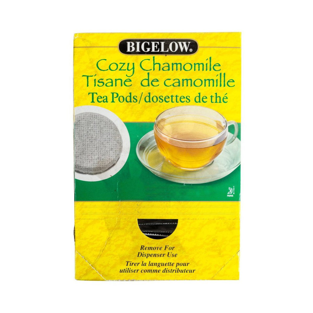 BIGELOW**PODS**COZY CHAMOMILE**CASE
