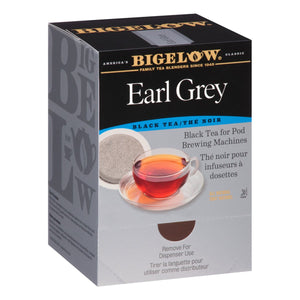 BIGELOW**PODS**EARL GREY***CASE