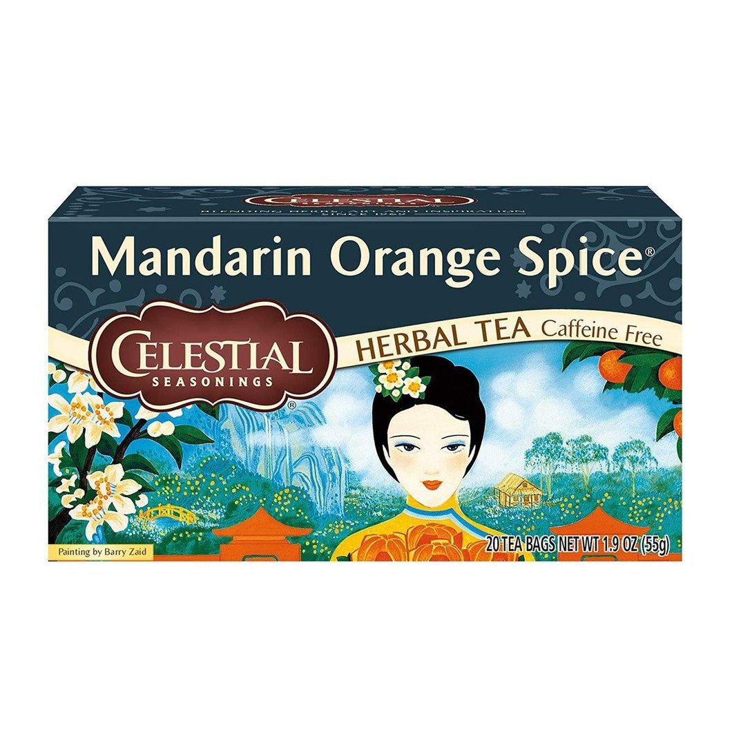 Madarin Orange Spice (Herbal Tea)