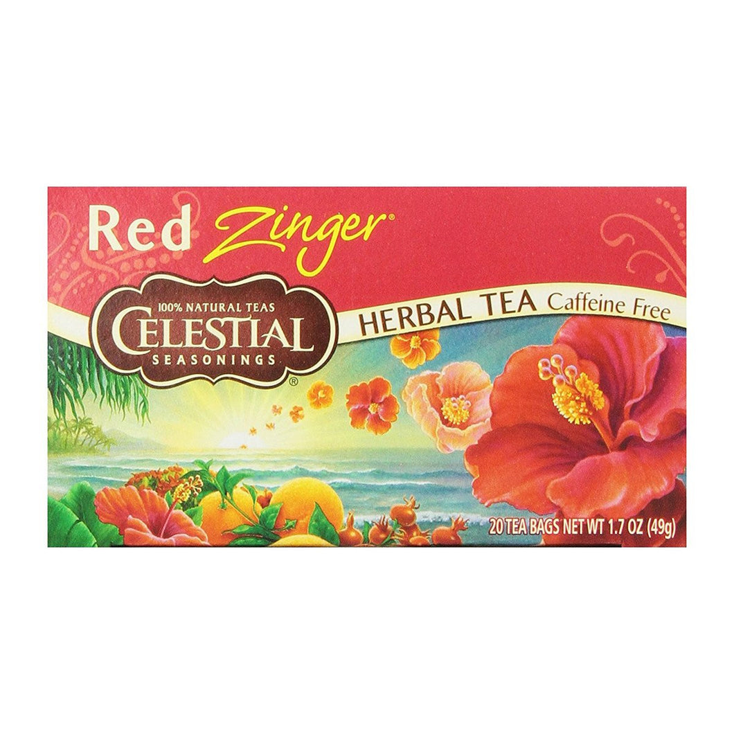 Red Zinger (Herbal Tea)