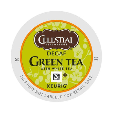 Decaffeinated Green Tea (Green Tea)