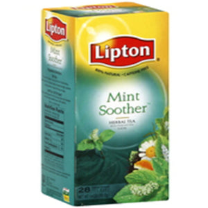 Mint Soother (Herbal Tea)