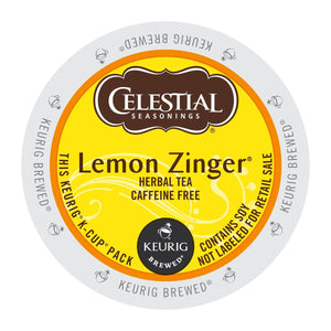 Lemon Zinger (Herbal Tea)