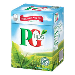 PG TIPS TEA - CASE OF 6/40 bags