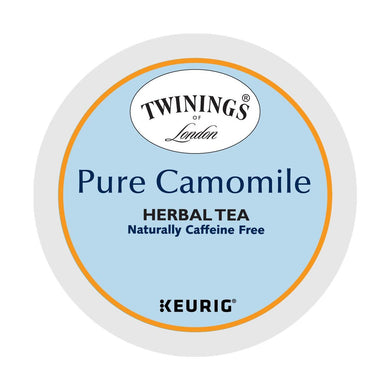Pure Chamomile (Herbal Tea)