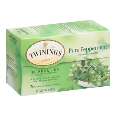 TWGS PURE PEPPERMINT***CASE 6/20