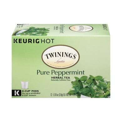 Pure Peppermint (Herbal Tea)