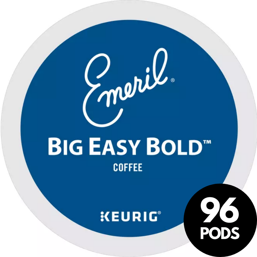 TIMS BIG EASY BOLD**CASE*K-CUP
