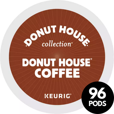 Donut House Coffee (96/case)
