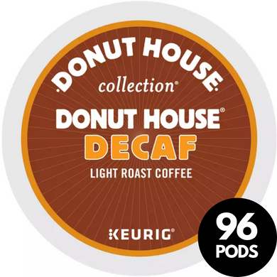 Donut House Decaf (96/case)