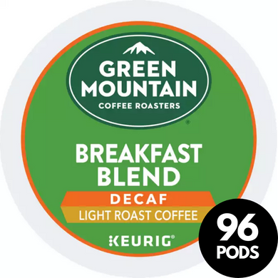 Decaf Breakfast Blend (96/case)