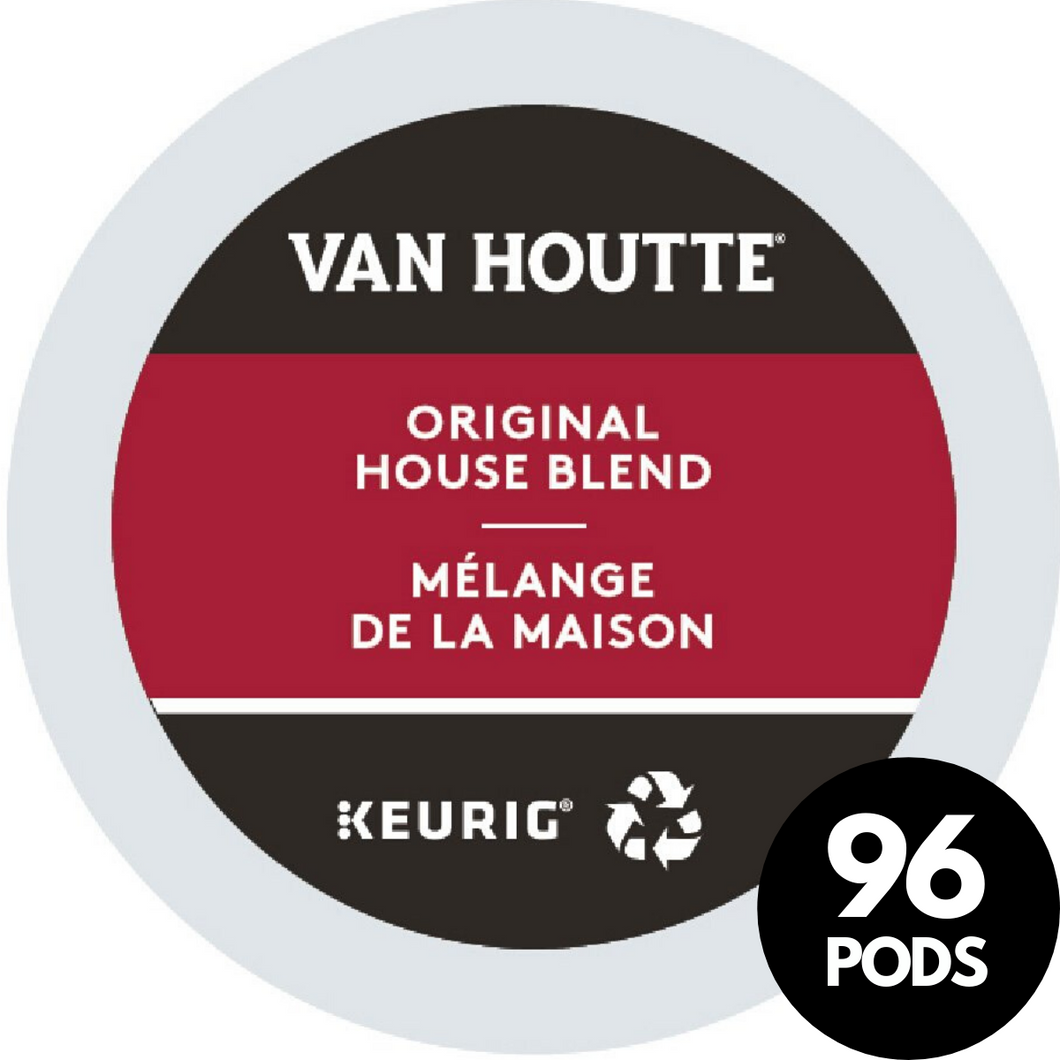 Van Houtte House Blend KCups (Box of 24)