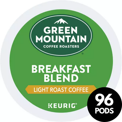 Breakfast Blend (96/case)
