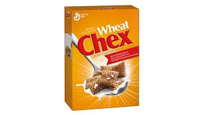 General Mills Wheat Chex Cereal 14 oz Box