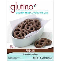 Bulk Glutino Chocolate Covered Pretzels (Case of 12 Bags)