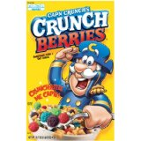 Bulk Captain Crunch with Berries Cereal (136 oz Case)