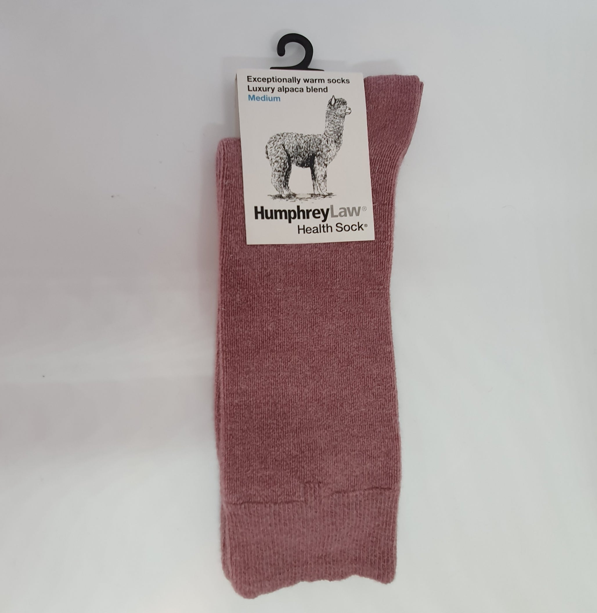 Alpaca Comfort Dress Socks (Humphrey Law)