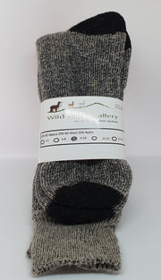 Alpaca Thermal Socks