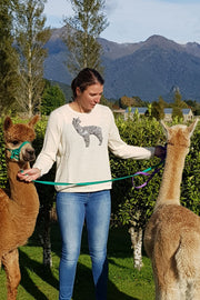 Baby Alpaca Jumpers --Chamois