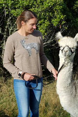 Baby Alpaca Jumpers - Chamois