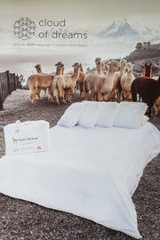All Seasons Alpaca Duvet inner