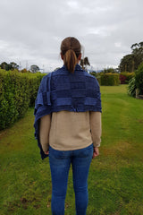 Royal Alpaca and Merino Textured Wraps