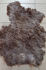 Felted alpaca rug - Made in New Zealand