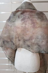 Alpaca Silk Scarf - Soft Warm