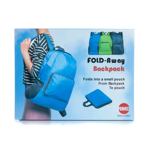 Fold Away Backpack