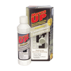 MotorUp Transmission Treatment