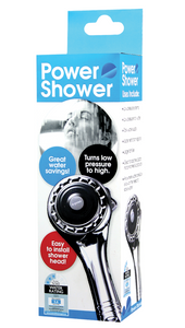 Power Shower Showerhead